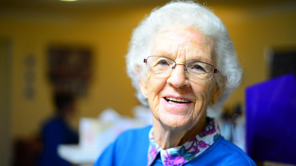 Celebrate the elderly on Silver Sunday