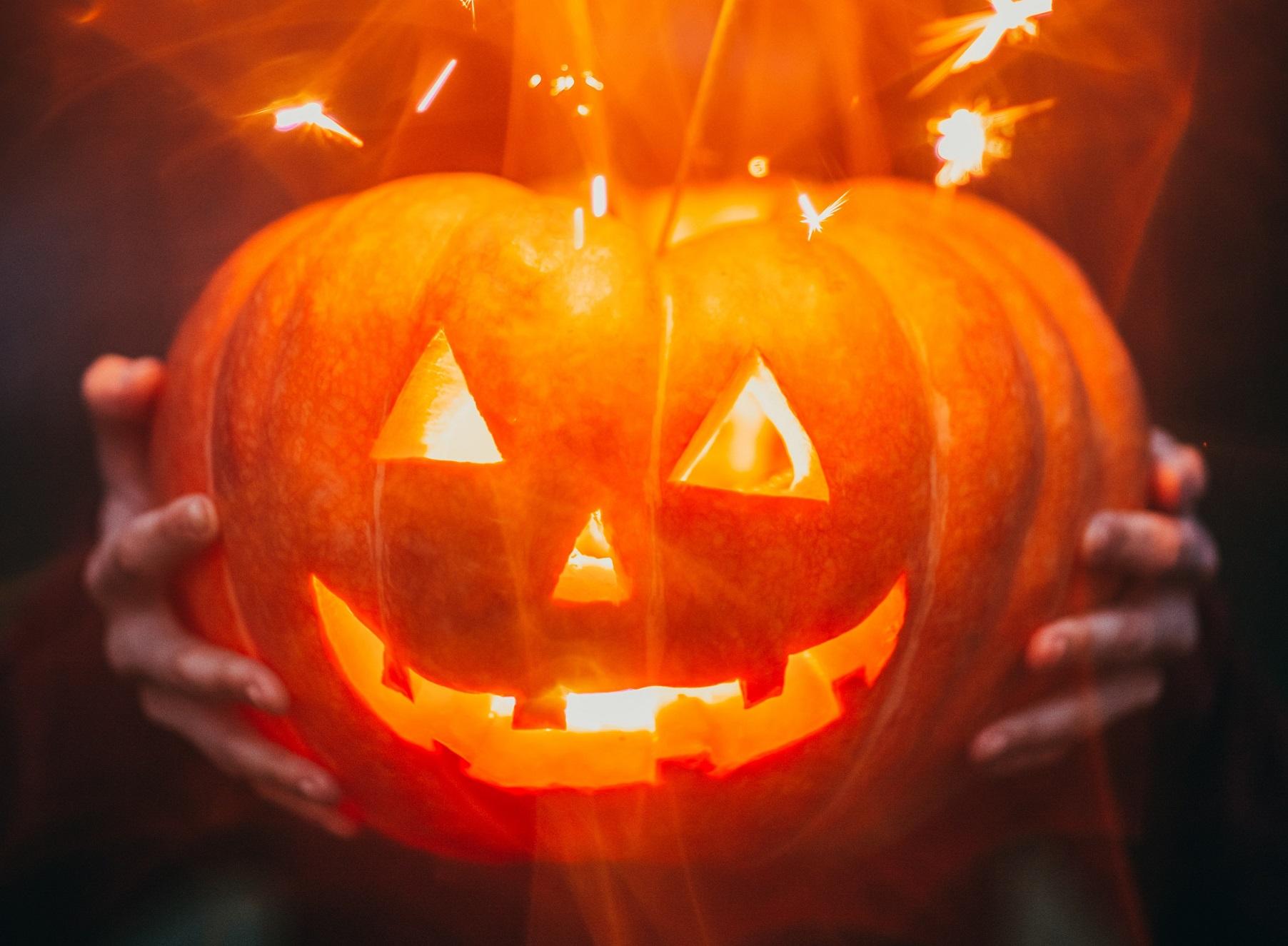 Help the elderly celebrate Halloween safely