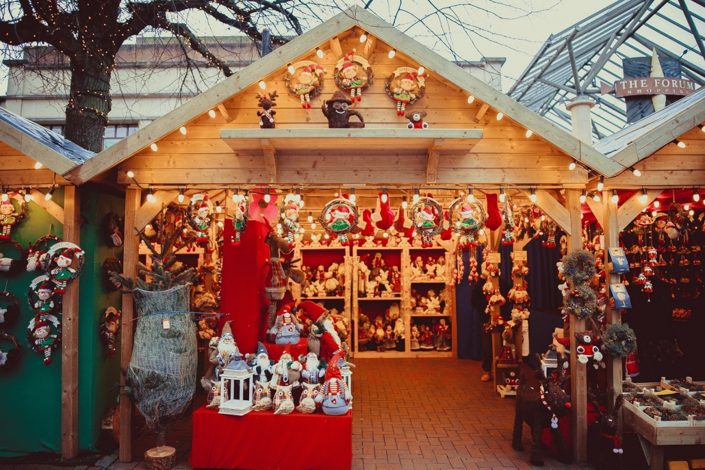 Festive fayres and markets in Wales