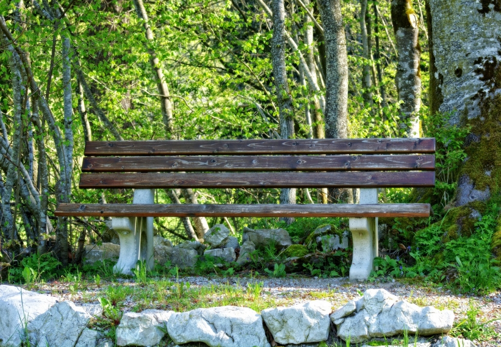 We're calling for 'chat benches' to come to Wales