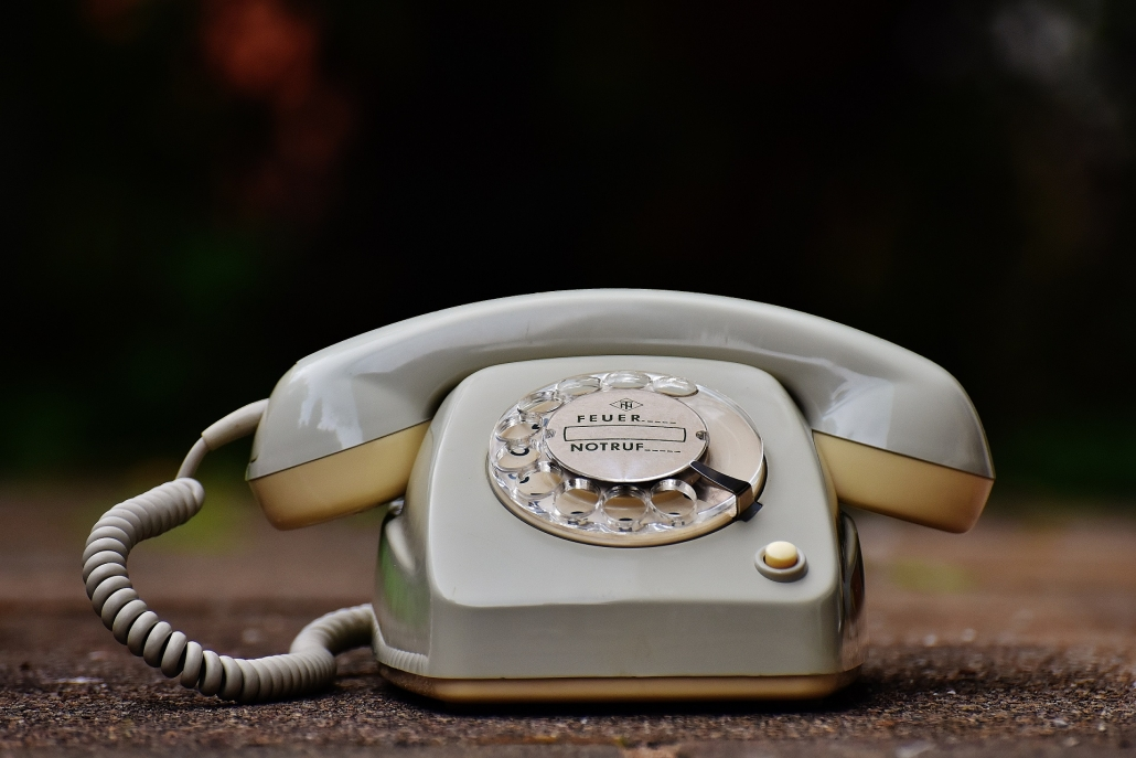 Helplines for the elderly at Christmas