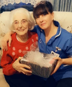 Abacare - Flintshire Christmas boxes